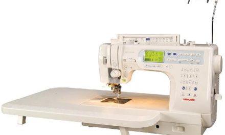 Šicí stroje Janome – nabídka II