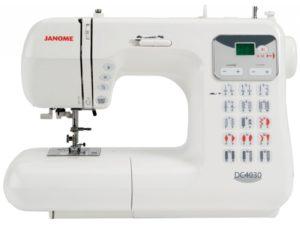 Šicí stroje Janome DC 4030
