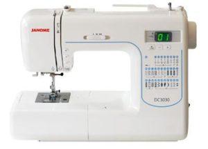 Šicí stroj Janome DC 3030