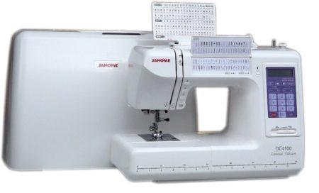 Šicí stroj Janome DC 4100