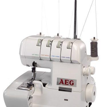 Overlocky AEG