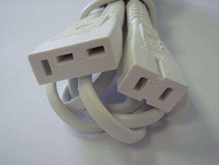 """Přívodní kabel pro staré stroje (konektory """"II"""")"""