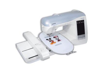 Šicí a vyšívací stroj Brother INNOV NV 1500