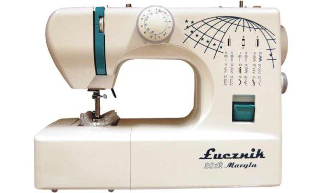 Šicí stroj Lucznik 2012 Maryla + dárek
