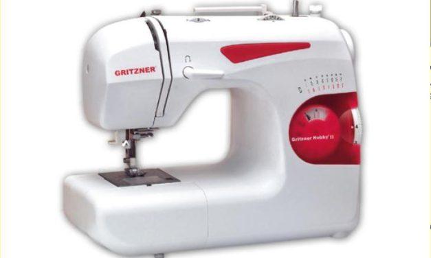 Šicí stroje Gritzner Hobby