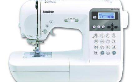 Oblíbené šicí stroje Brother ještě lepší!