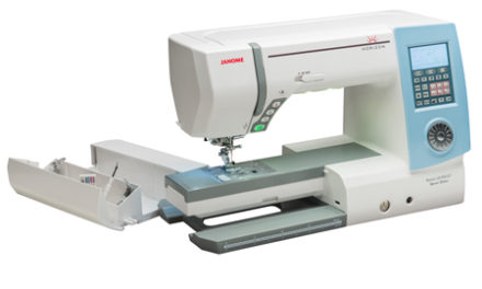Šicí stroj Janome Horizon MC 8900 QCP
