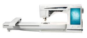 Šicí a vyšívací stroj Husqvarna Diamond Deluxe
