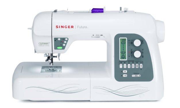Šicí a vyšívací stroje Singer