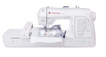 Šicí a vyšívací stroj Singer Futura XL - 420
