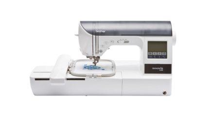 Vyšívací stroje – to je nejmodernější technika ve světě šití