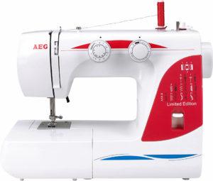 Šicí stroj AEG 124