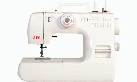 Šicí stroje AEG