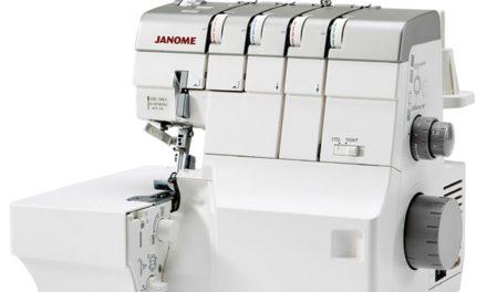 Overlocky Janome