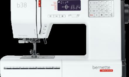 Šicí stroje Bernette