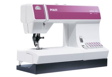 Šicí stroje Pfaff Select