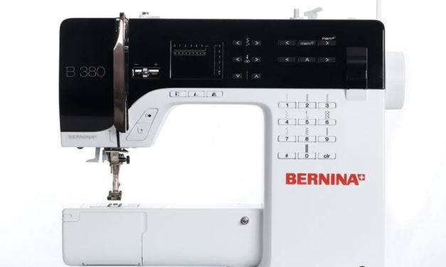 Šicí a vyšívací stroje Bernina
