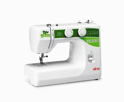 Šicí stroj Elna Sew Green