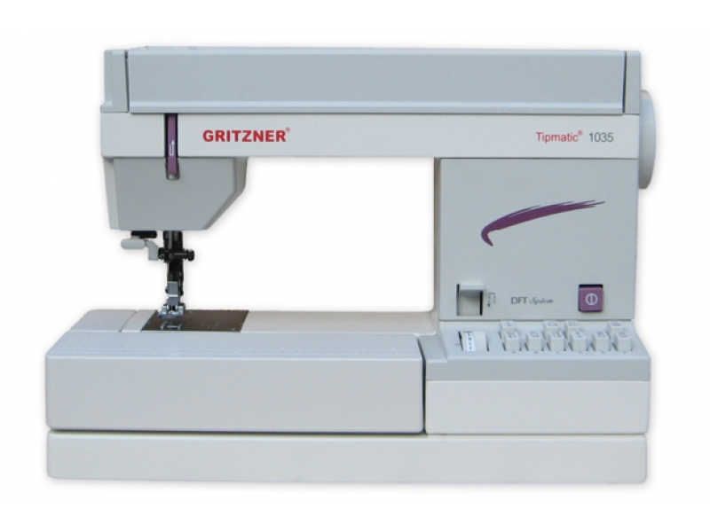 Šicí stroj Gritzner Tipmatic 1035