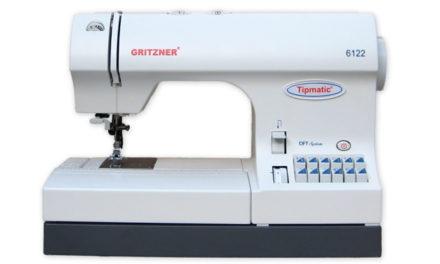 Šicí stroje Gritzner Tipmatic