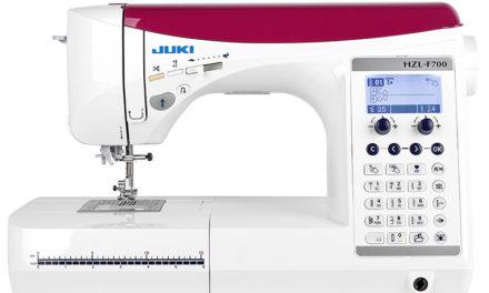 Šicí stroje Juki