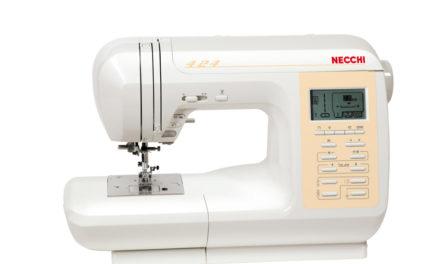 Šicí stroje Necchi