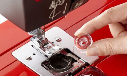 Jakou zátěž můžou vydržet domácí šicí stroje?