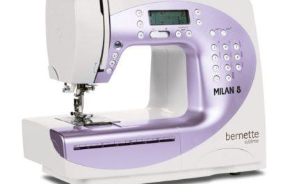 Šicí stroj Bernina Bernette E 92 c – kvalitní šicí stroj pro kreativní šití