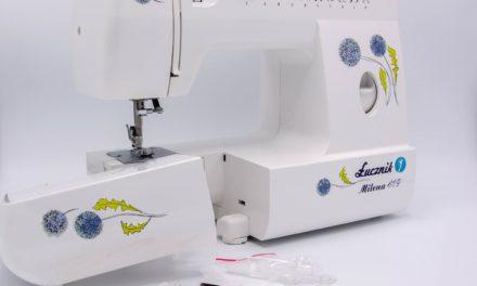 Aktuální akce a slevy na šicí stroje