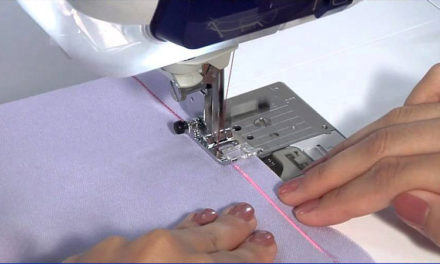 Jak se starat o šicí stroj?