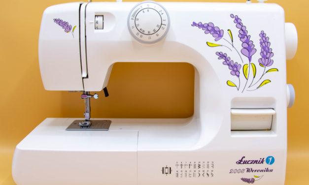 Nový rok – novinky v nabídce šicích strojů Lucznik